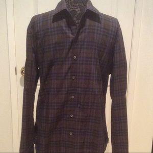 Men's Long sleeve casual shirt